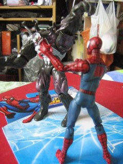 Marvel Universe Spider-man Fiercest Foes Venom Rhino Carnage Lizard Scorpion Green Goblin Hobgoblin Dr Ock