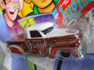 Hot Wheels Archie Comics Jughead Reggie Veronica Betty Riverdale High die cast cars